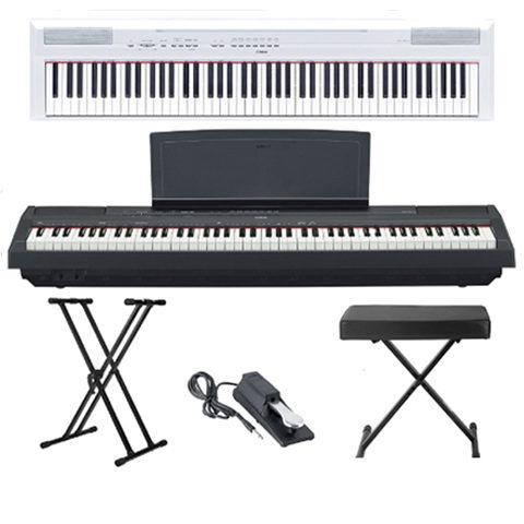 Yamaha P-115 Digital Piano Review 2020