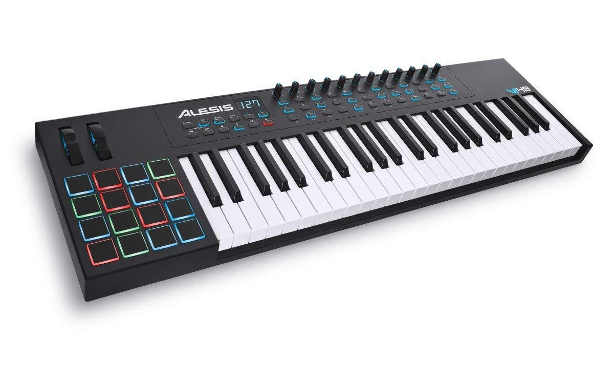 Alesis VI49 Digital Piano Review 2020
