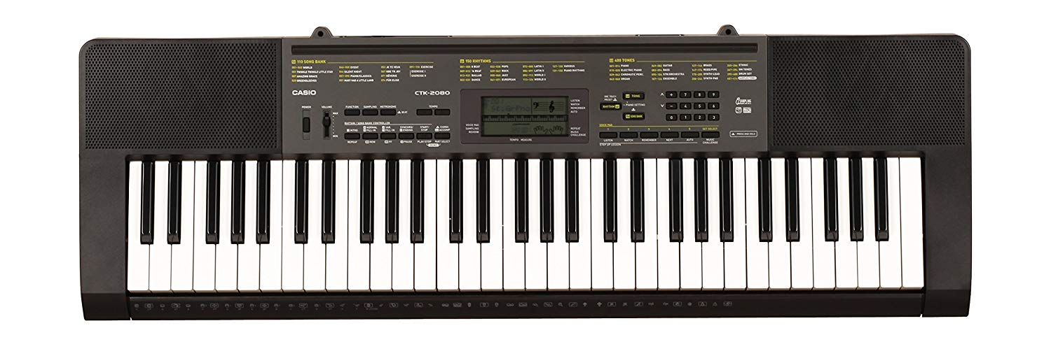 Casio CTKVK3 Digital Piano Review 2020