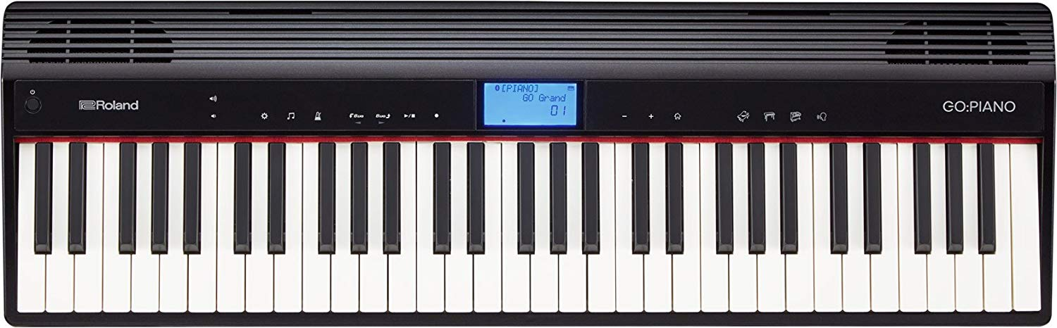 Roland GO:PIANO 61 keys GO-61PC Digital Keyboard 2020