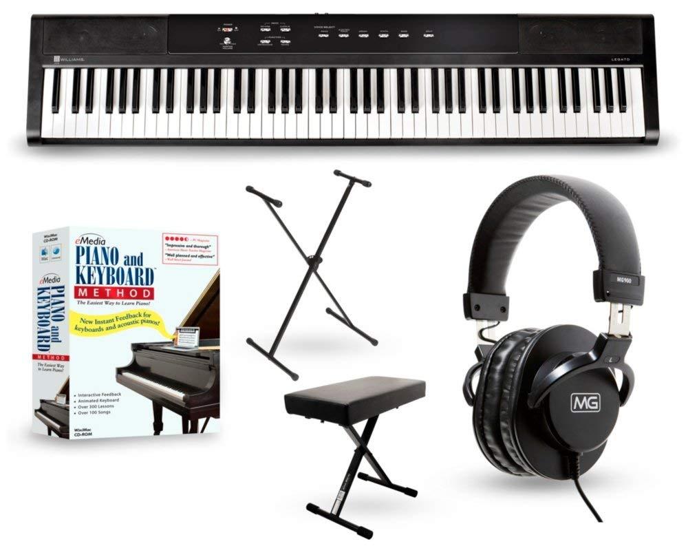 Williams Legato Plus Digital Piano Review 2020