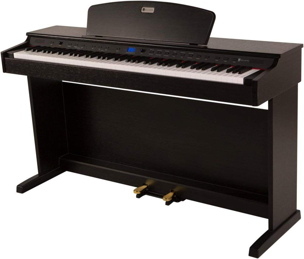 Williams Rhapsody 2 Digital Piano Review 2019
