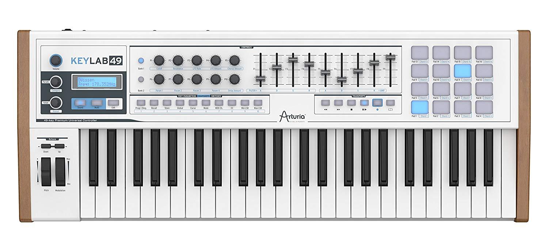 Arturia KeyLab 49 Digital Piano Review 2020