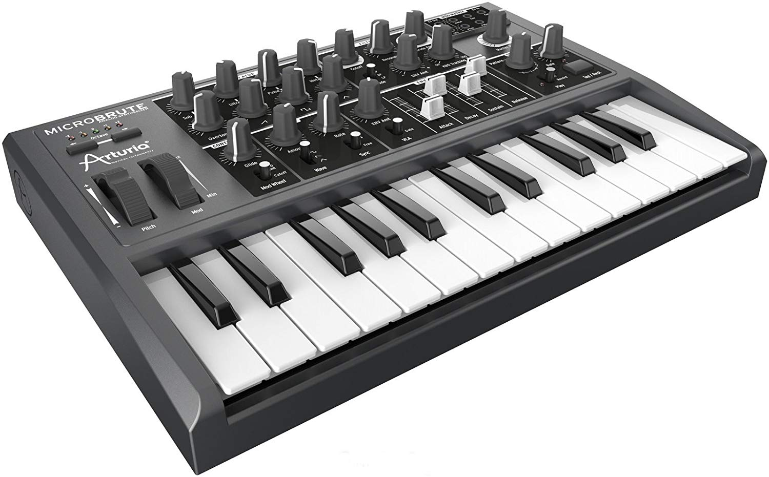 Arturia MicroBrute Digital Piano Review 2020