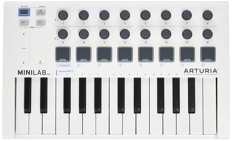Arturia MiniLab Digital Piano Review 2020