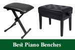 Best Piano Benches Review 2019