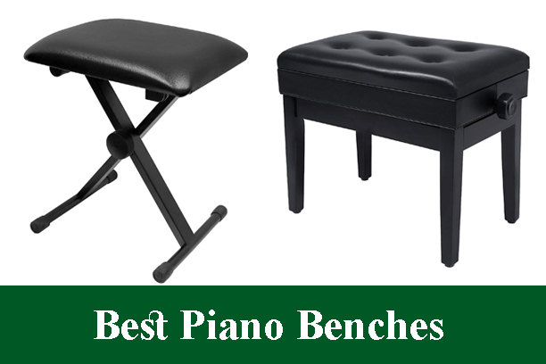 Best Piano Benches Reviews 2020