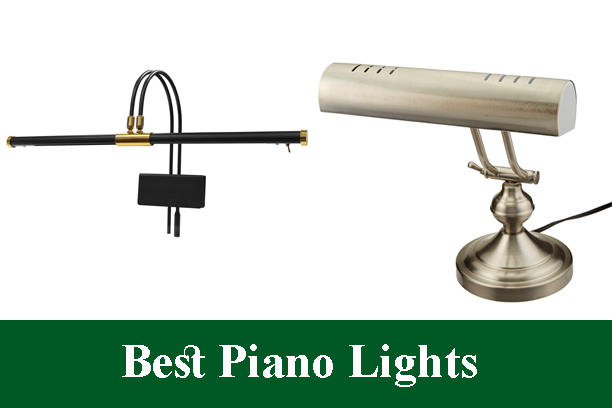 Best Piano Lights or Grand Piano Lamps Reviews 2020