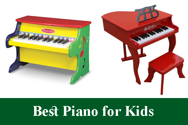 Best Pianos for Kids Reviews 2020