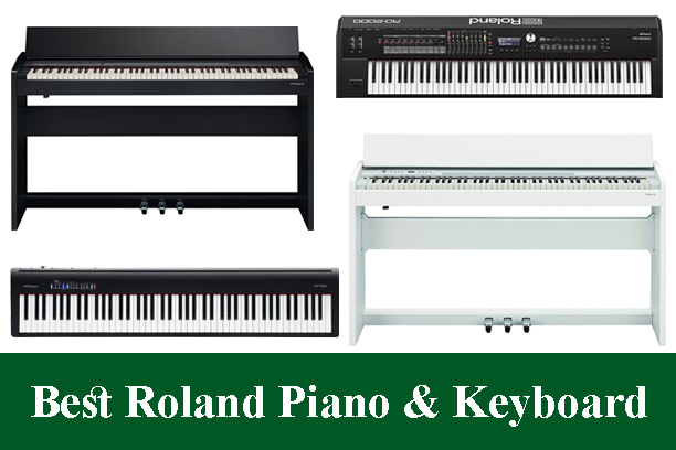 Best Roland Digital Piano Keyboards Reviews 2020