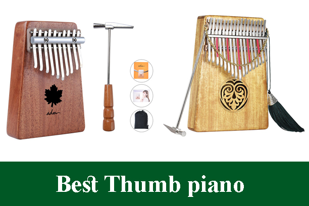 Best Mbira Kalimba Thumb Pianos Reviews 2020