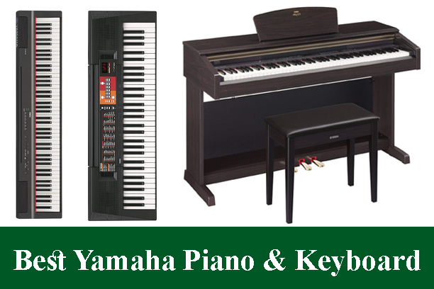 Best Yamaha Digital Piano Keyboard Reviews