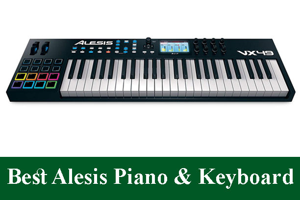 Best Alesis Digital Piano Keyboards Reviews 2020
