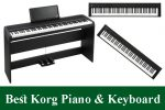 Best Korg Digital Piano Keyboard Reviews 2019