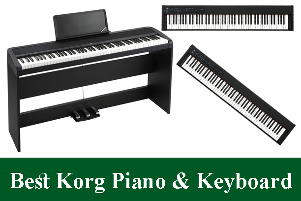 Best Korg Digital Piano Keyboard