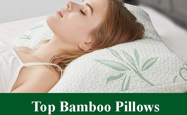 Top Bamboo Pillows Review 2021