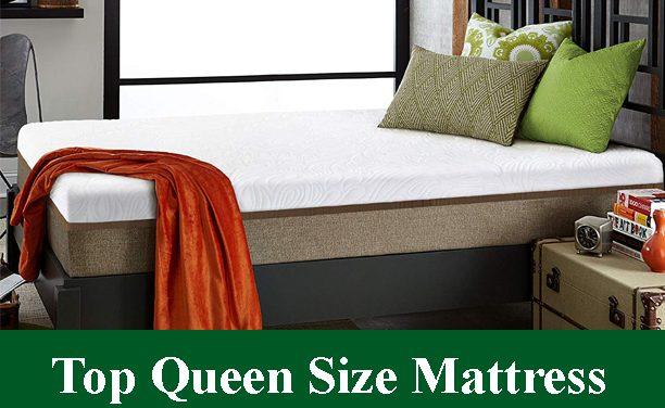 Top Queen Size Mattress Review 2021