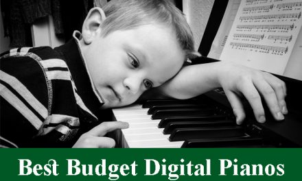 Best Budget Digital Piano & Keyboard Reviews 2021