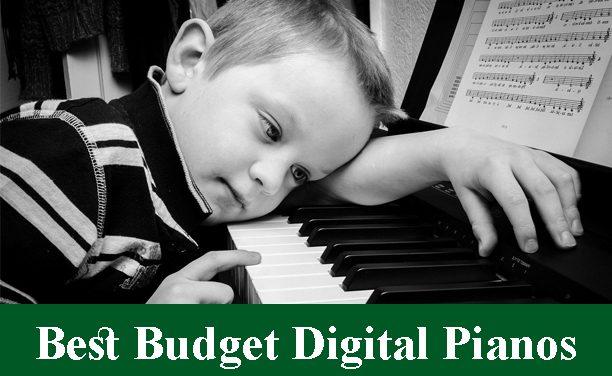Best Budget Digital Piano & Keyboard Reviews 2021