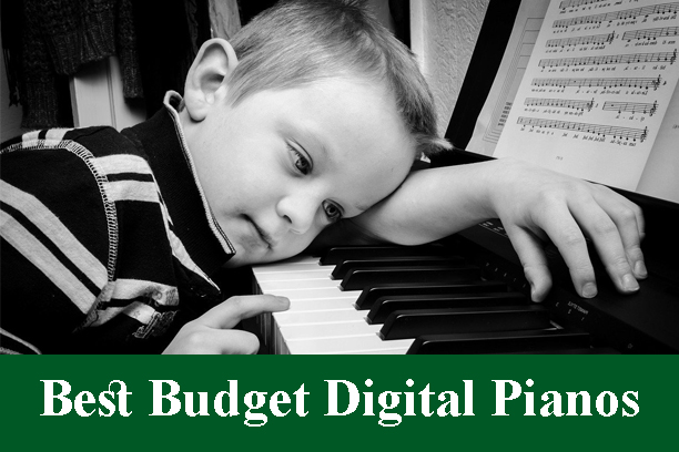 Best Budget Digital Piano & Keyboard Reviews 2020