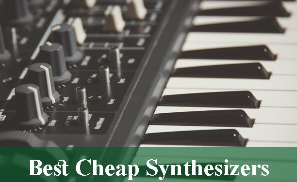Best Cheap Synthesizers Reviews 2021 | Portable, Desktop & Keyboard Instruments