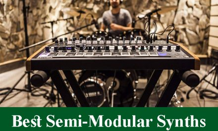 Best Semi-Modular Synthesizers Reviews 2020