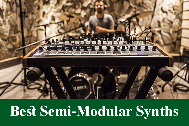 Best Semi-Modular Synthesizers Reviews 2021