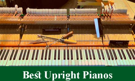 Best Upright Pianos Reviews 2020