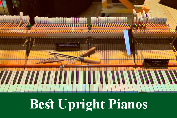 Best Upright Pianos Reviews 2021