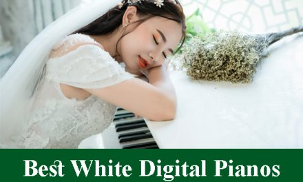 Best White Keyboard & Digital Piano Reviews 2020