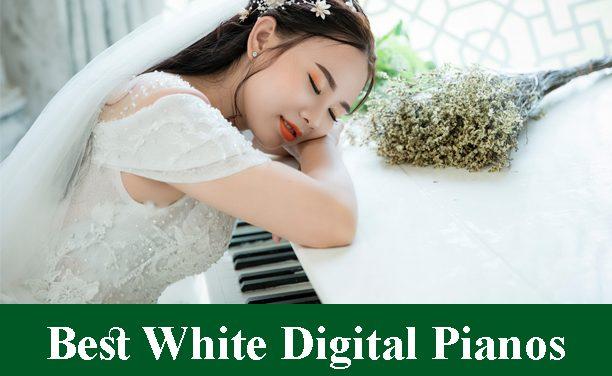 Best White Keyboard & Digital Piano Reviews 2021