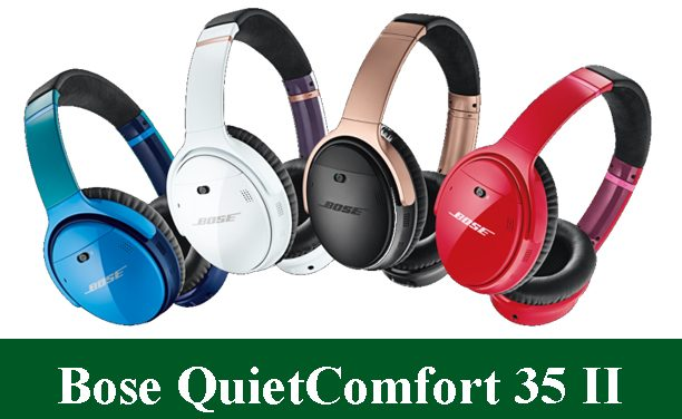 Bose QuietComfort 35 (Series II) Wireless Headphones Review 2021