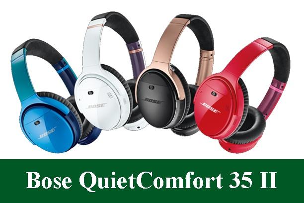 Bose QuietComfort 35 (Series II) Wireless Headphones Review 2020