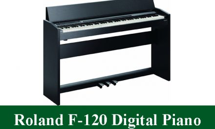 Roland F-120 SuperNATURAL Piano Review 2021