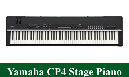 Yamaha CP4 Stage Digital Piano Review 2020