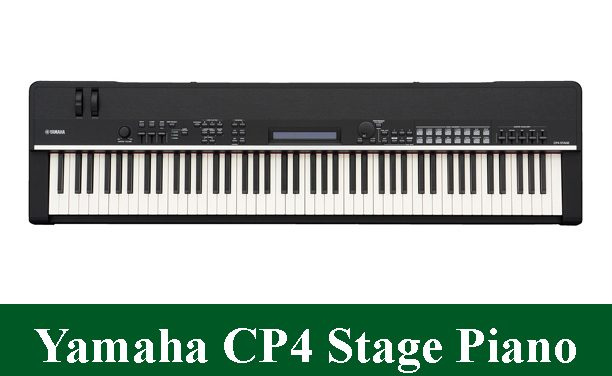 Yamaha CP4 Stage Digital Piano Review 2021