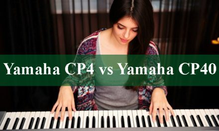 Yamaha CP4 vs Yamaha CP40 Review 2021