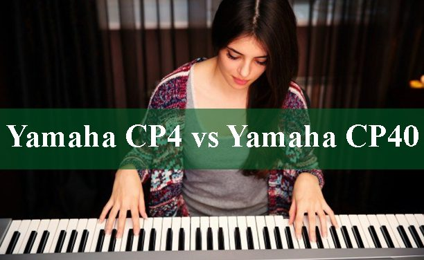 Yamaha CP4 vs Yamaha CP40 Review 2020