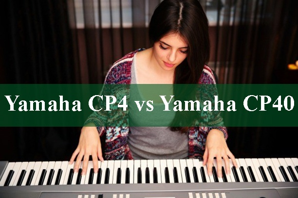 Yamaha CP4 vs Yamaha CP40 Review 2021