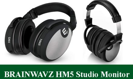 Brainwavz HM5 Studio Monitor Headphones Review 2020