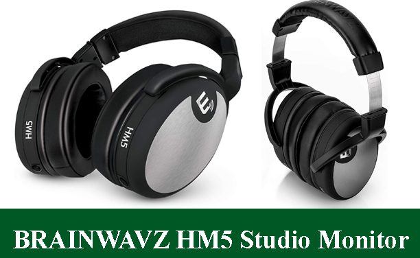 Brainwavz HM5 Studio Monitor Headphones Review 2021