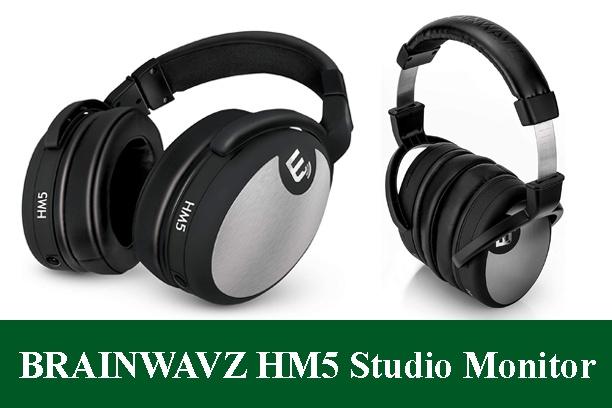 Brainwavz HM5 Studio Monitor Headphones Review 2020
