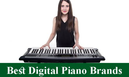 Best 7 Digital Piano Brands Reviews 2021