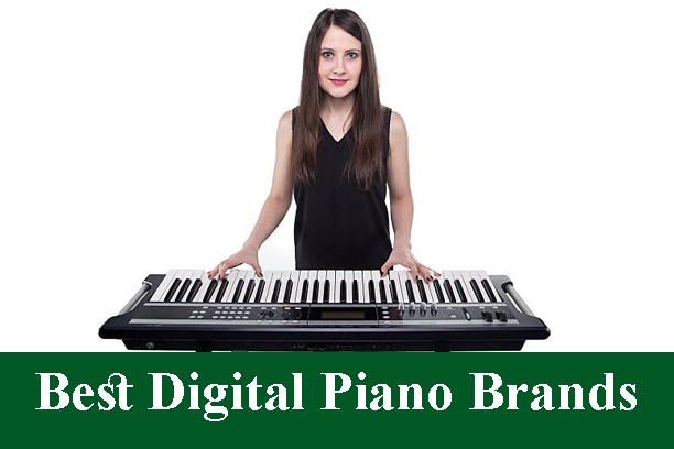 Best 7 Digital Piano Brands Reviews 2020