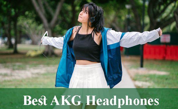 Best AKG Headphones Reviews 2021