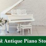 Best Antique Piano Stools