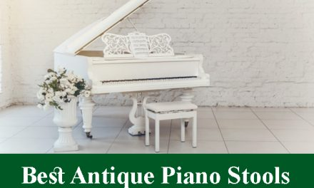 Best Antique Piano Stools Reviews 2020