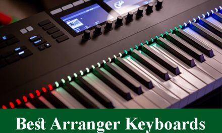 Best Arranger Keyboards Reviews 2021