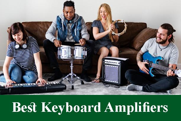 Best Keyboard Amplifiers Reviews 2020