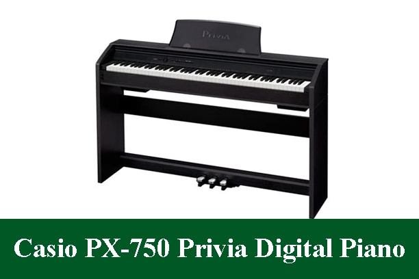 Casio PX-750 Privia Digital Piano Review 2021